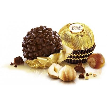 12 Ferrero rochers (en vrac)