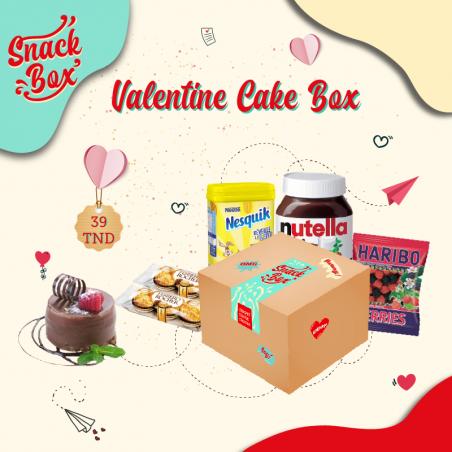 """Box """"Saint Valentin """""""