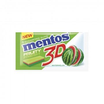 Mentos  3D : watermelon