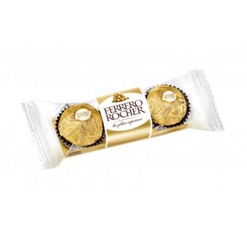 Trio De Rochers Au Chocolat...