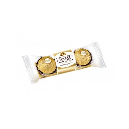 Trio De Rochers Au Chocolat Ferrero
