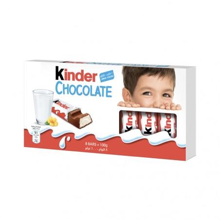 Kinder Chocolat 8 Pièces
