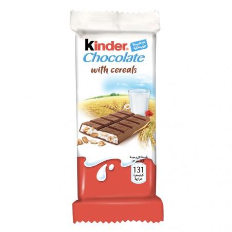 Barre de Chocolat Biscuit Céréales COUNTRY