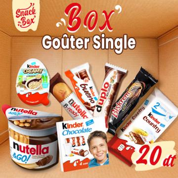 Box Goûter single