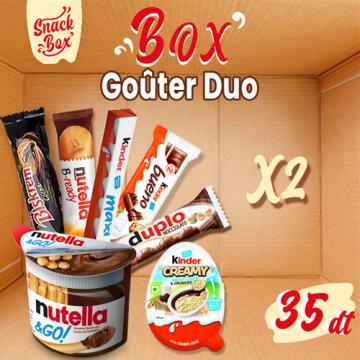 Box Goûter Duo