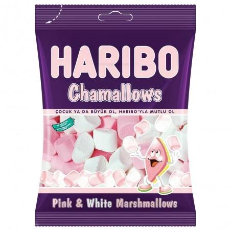 Bonbon Chamallows Pink & White 70 g HARIBO