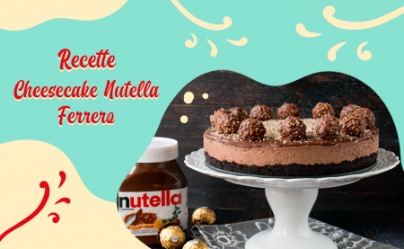 Cheesecake Nutella Ferrero